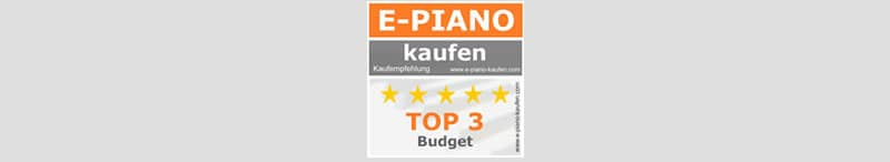 Bestes E-Piano Test Top 3 - e-piano-kaufen.com